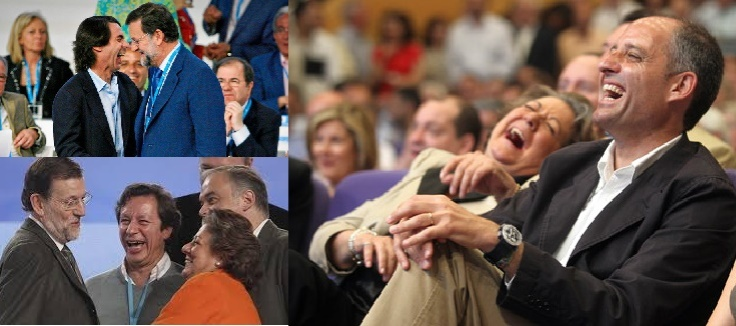 Políticos riendo (2)
