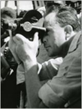 Jean Rouch filmando