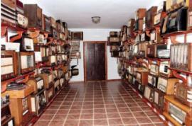 Radios en el museo de Almagro