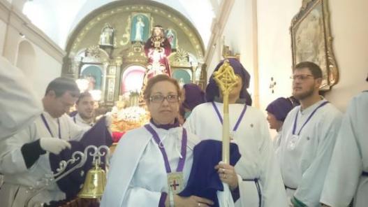 Cofradía del Cristo de Medinaceli. Semana Santa de Villarrobledo