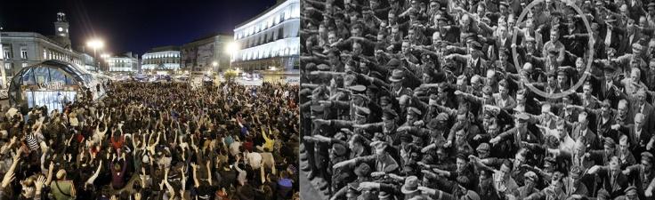 Culturas políticas: del fascismo al 15M