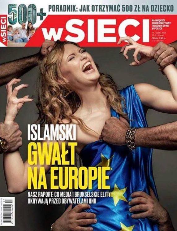 Etnocentrismo y xenofobia en Polonia