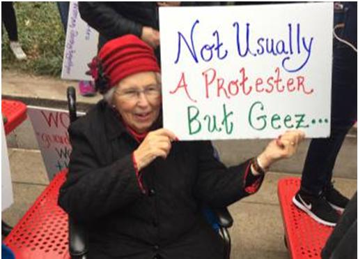 Nuevos manifestantes