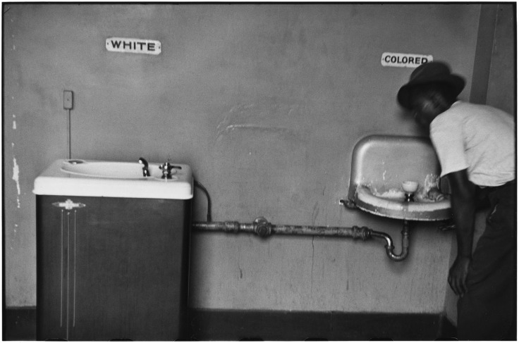 segregación racial en Estados Unidos