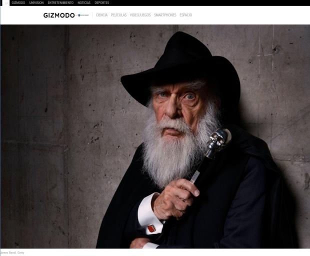 Randi, El hombre que recorrió el mundo humillando y desmontando a pseudocientíficos y fenómenos paranormales