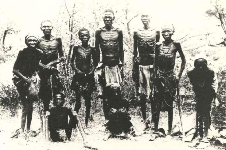 Guerreros Herero