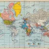 El descrédito de la Europa ilustrada: el reparto del pastel colonial