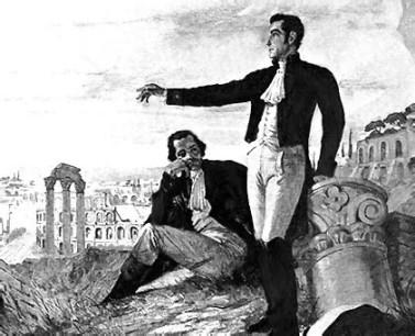 Bolívar - Juramento del Monte Sacro