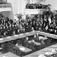 Inicio de las conversaciones de Versalles 1919. Un reportaje ficticio.