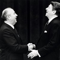 Reagan ante la historia