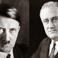 1933: discursos de Roosevelt y Hitler