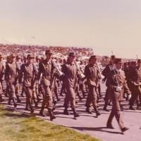 Historias de MI puta mili: (9) El desfile.