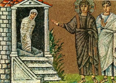 Jesús resucita a Lázaro (Jn 11,1-45)